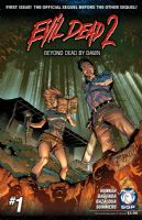 Evil Dead 2 Beyond Dead By Dawn #1
